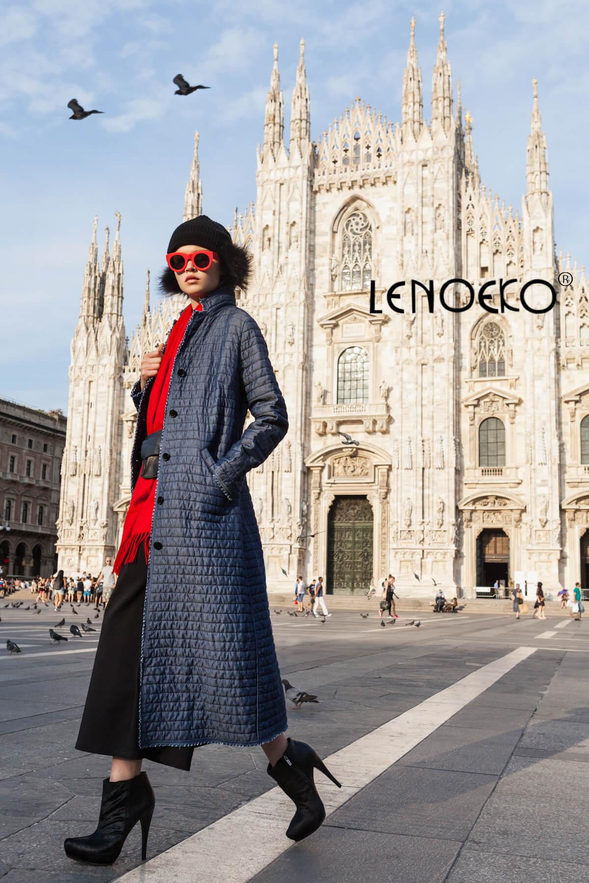 LENO.EKO by Domenico Petralia