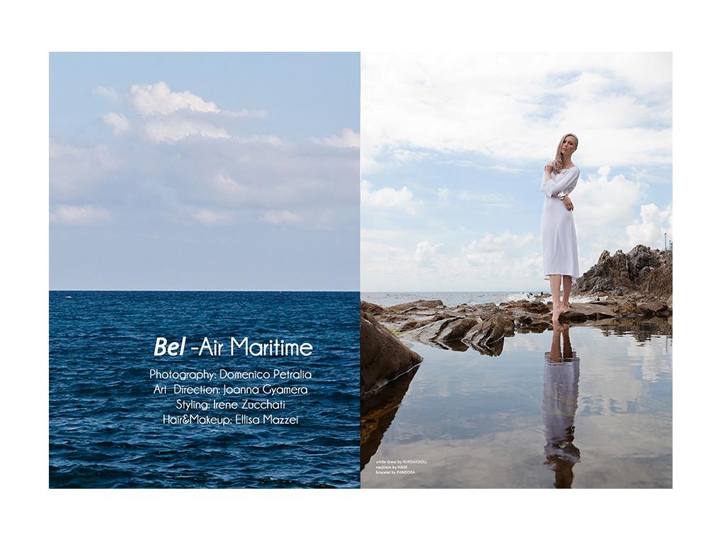 BEL-AIR MARITIME by Domenico Petralia